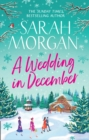 A Wedding In December - Book