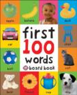 Words : First 100 Soft to Touch - Book