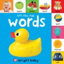Words : Lift The Tab Books - Book