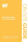 On-Site Guide (BS 7671:2008+A3:2015) - Book
