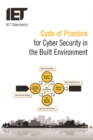 Code of Practice for Cyber Security in the Built Environment - Book