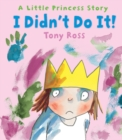 I Didn't Do It! - Book