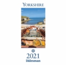 Yorkshire Slim Calendar 2021 - Book