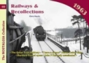 Railways and Recollections : 1963 - Book