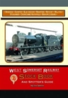 West Somerset Railway Stock Book and Spotters Guide - Book