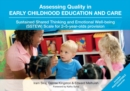 Assessing Quality in Early Childhood Education and Care : Sustained Shared Thinking and Emotional Well-being (SSTEW) Scale for 2-5-year-olds provision - Book