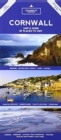 CORNWALL : MAP & GUIDE OF PLACES TO VISIT - Book