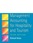 Management Accounting for Hospitality and Tourism - Book