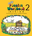 Jolly Phonics Workbook 2 : in Precursive Letters (British English edition) - Book