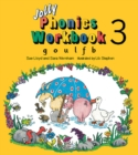 Jolly Phonics Workbook 3 : in Precursive Letters (British English edition) - Book