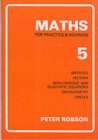 Maths for Practice and Revision : Bk. 5 - Book