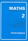 Maths for Practice and Revision : Bk. 2 - Book