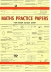 Maths Practice Papers for Senior School Entry - Book