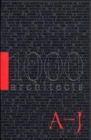 1000 Architects - Book