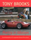 Tony Brooks : Poetry in Motion - Book