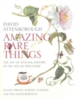 Amazing Rare Things : The Art of Natural History in the Age of Discovery - Book