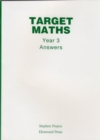 Target Maths : Answers Year 3 - Book