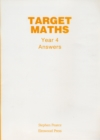 Target Maths : Year 4 Answers - Book