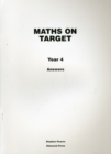 Maths on Target : Answers Year 4 - Book