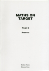 Maths on Target : Answers Year 5 - Book