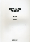 Maths on Target : Answers Year 6 - Book