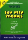 Fun with Phonics : Worksheets Level 1 - Book