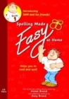 Spelling Made Easy at Home Red Book 1 : Sam and Friends Introductory 1 - Book