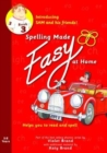 Spelling Made Easy at Home Red Book 3 : Sam and Friends Introductory 3 - Book