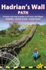 Hadrian's Wall Path (Trailblazer British Walking Guide) : 59 Large-Scale Walking Maps & Guides to 29 Towns and Villages - Planning, Places to Stay, Places to Eat - Wallsend (Newcastle) to Bowness-on-S - Book
