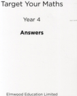 Target Your Maths Year 4 Answer Book : Year 4 - Book