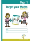 Target Your Maths Year 1 Workbook - Book