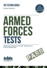 Armed Forces Tests (practice Tests for the Army, RAF and Royal Navy) : 1 1 - Book