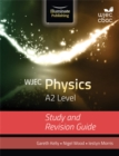 WJEC Physics for A2: Study and Revision Guide - Book