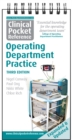 Clinical Pocket Reference Operating Department Practice - Book