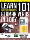 Learn 101 German Verbs In 1 Day : With LearnBots - Book