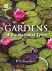 Gardens of the National Trust Postcard Box : 50 Postcards - Book