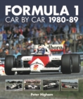 Formula 1 Car by Car 1980 - 1989 - Book