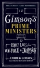 Gimson's Prime Ministers - Book