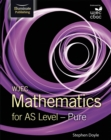 WJEC Mathematics for AS Level: Pure - Book