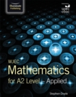 WJEC Mathematics for A2 Level: Applied - Book