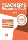 Foxton Readers Teacher's Resource Pack - Level - 5 - Book