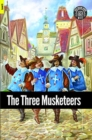 The Three Musketeers - Foxton Reader Level-3 (900 Headwords B1) with free online AUDIO - Book