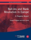 Bail-ins and Bank Resolution in Europe : A Progress Report - Book