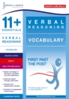 11+ Essentials Verbal Reasoning: Vocabulary Book 2 - Book
