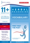 11+ Essentials Verbal Reasoning: Vocabulary Book 3 - Book