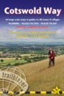 Cotswold Way: Chipping Campden to Bath (Trailblazer British Walking Guide) : Planning, Places to Stay, Places to Eat, 44 trail maps and 8 town plans - Book
