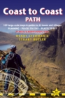Coast to Coast Path : 109 Large-Scale Walking Maps & Guides to 33 Towns & Villages - Planning, Places to Stay, Places to Eat - St Bees to Robin Hood's Bay - Book