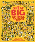 The Great Big Animal Search Book - Book