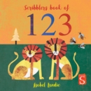 Scribblers Numbers Board Book - Book