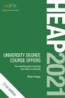 HEAP 2021: University Degree Course Offers - Book